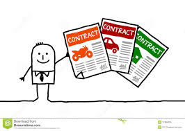 Insurance Contract Images