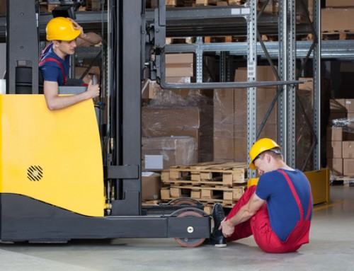 Lansing Woman's Forklift Injury Shines Light on Workplace Accidents
