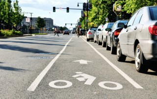 bicycle lane safety