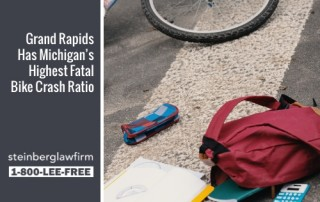 michigan bicycle accident