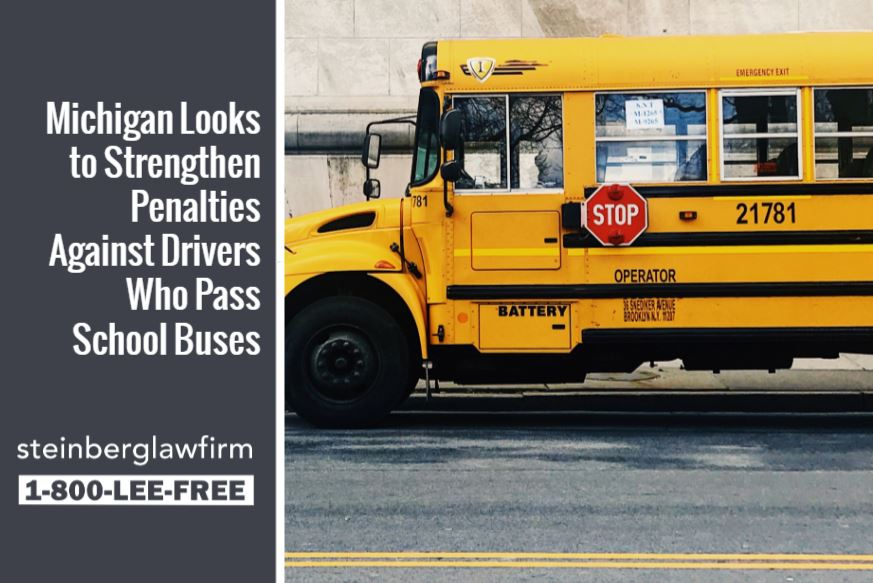 michigan school bus law